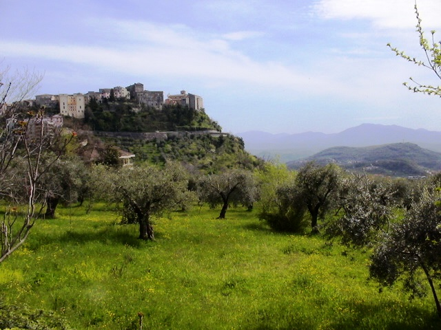 Panorama de Veroli donde nació la beata - (Wiki commons - enricohl.jpg)
