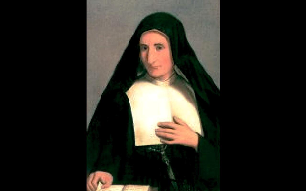 Vincenza María (Luigia) Poloni (Web arquidiócesis de Trento)