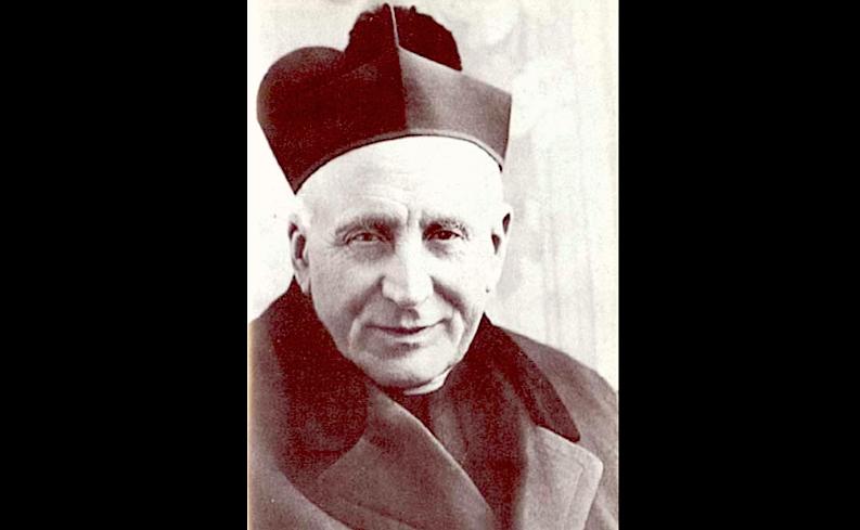 El beato Filippo Rinaldi, terce sucesor de don Bosco