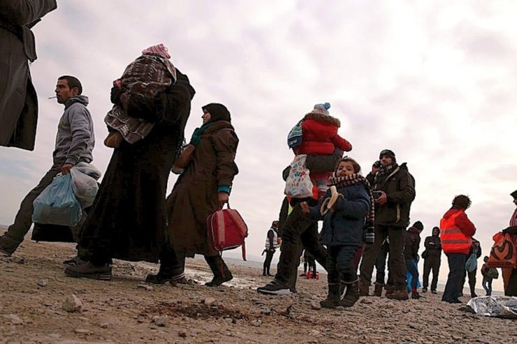 Foto Darrin Zammit Lupi - © Jesuit Refugee Service