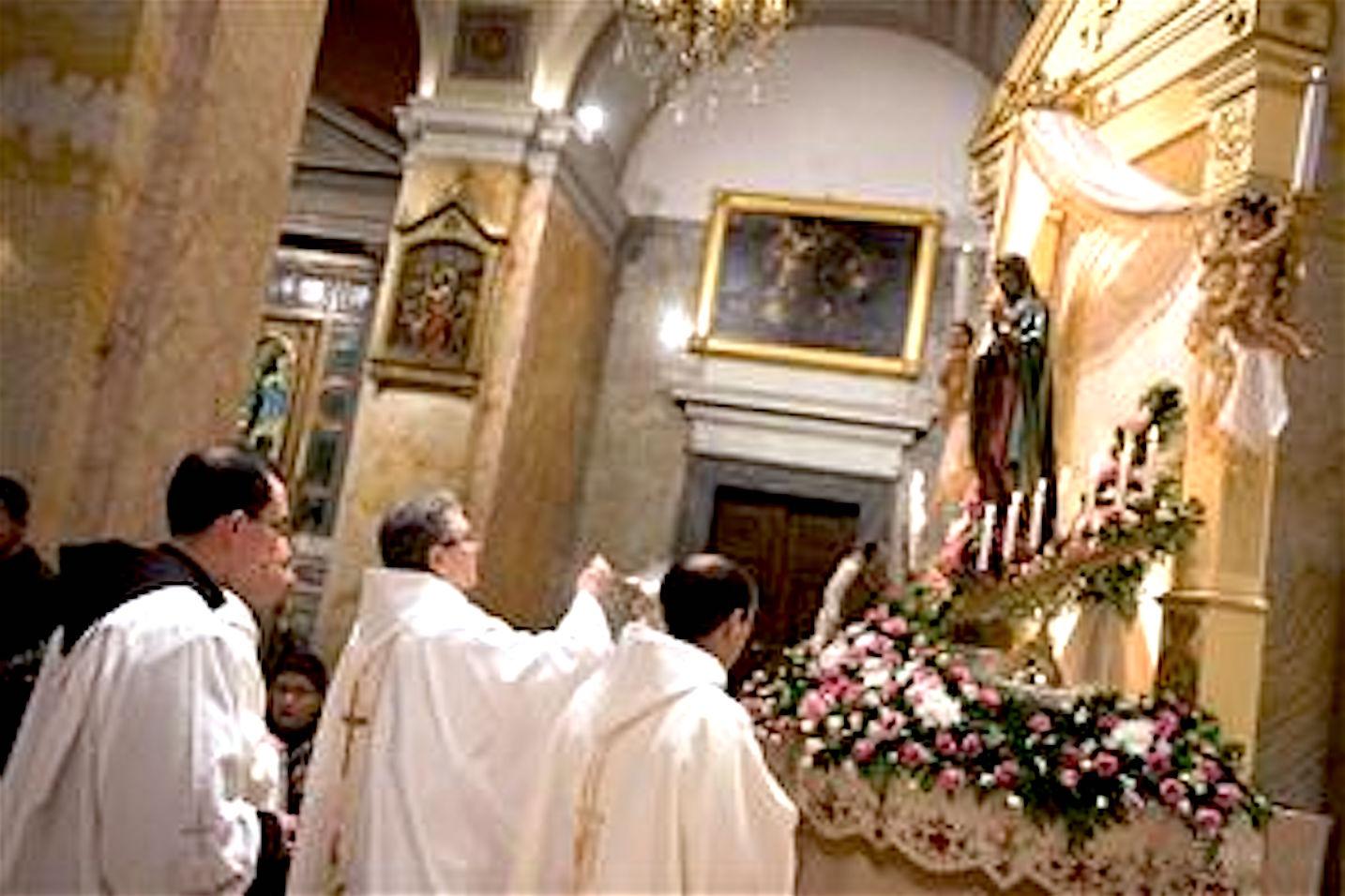 Devoción en Jerusaleén a Nuestra Señora de Guadalupe .jpg