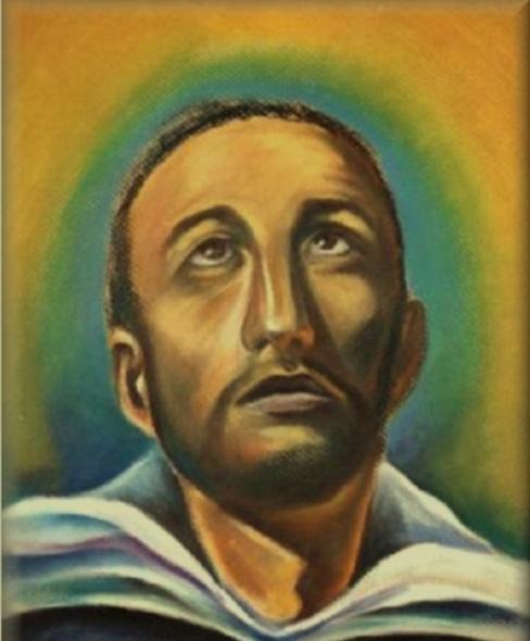 San Francisco Fernández de Capillas. Wikimedia Commons