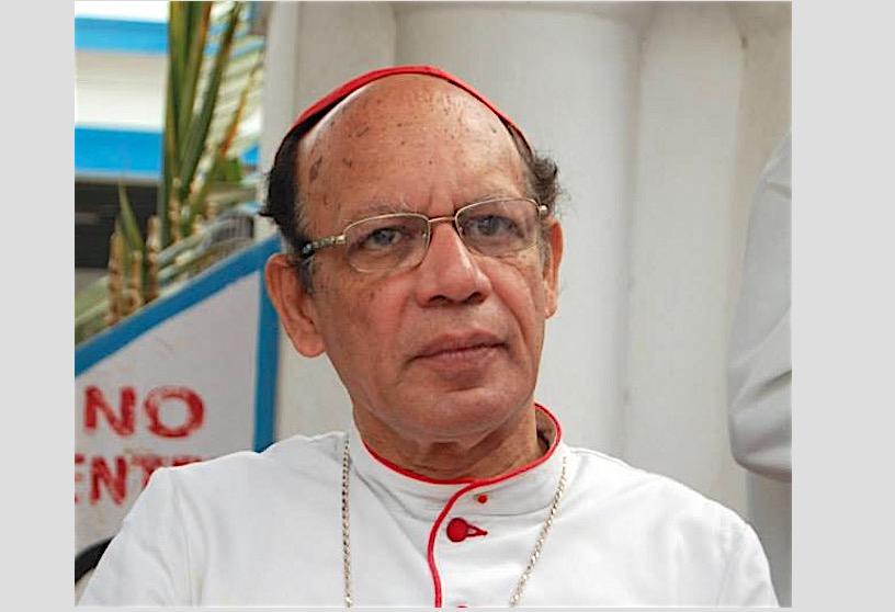 El cardenal Gracias