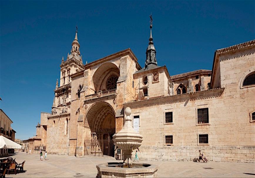 Catedral de El Burgo de Osma - (Wikicommons cc - Abilio Martínez Varea)