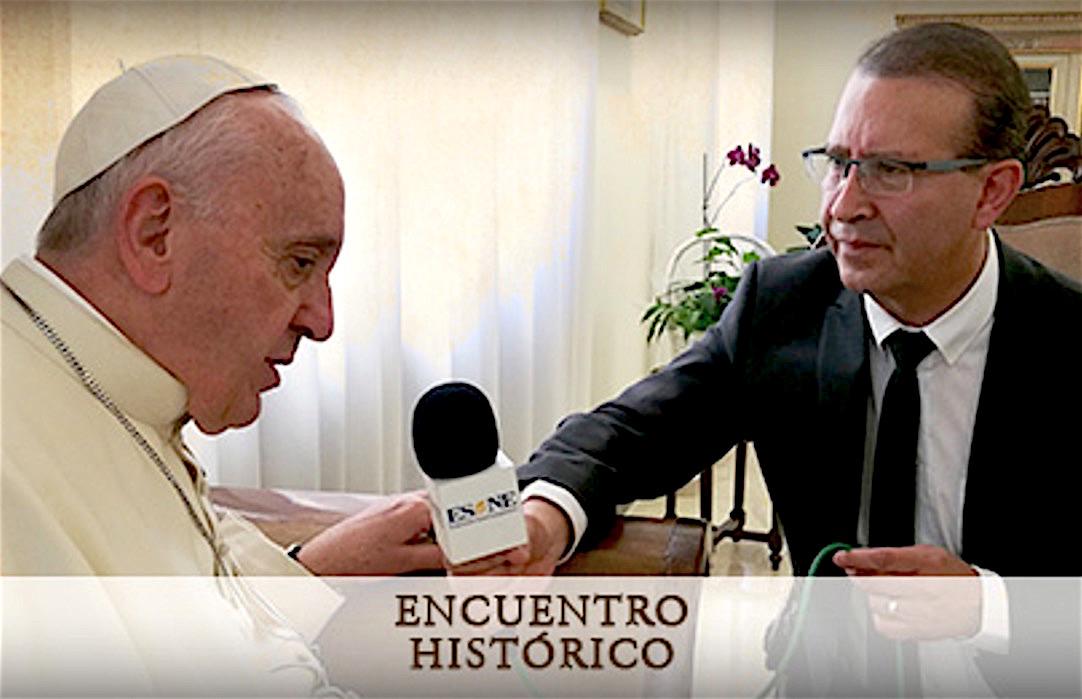 Entrevista del Papa a El Sembrador