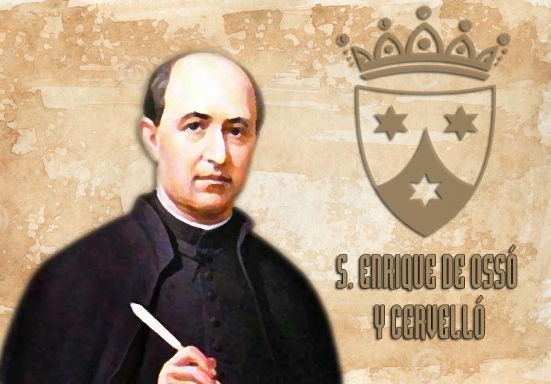 San Enrique de Ossó y Cervelló (ocarm.org)