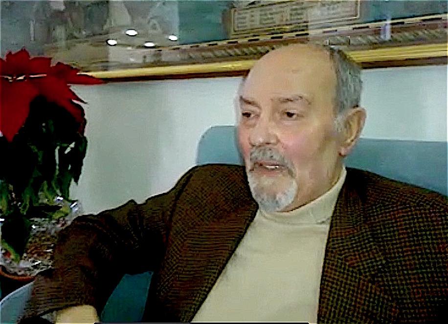 Giampaolo Iorio en la Oficina de prensa de la Santa Sede (Foto Zenit cc)