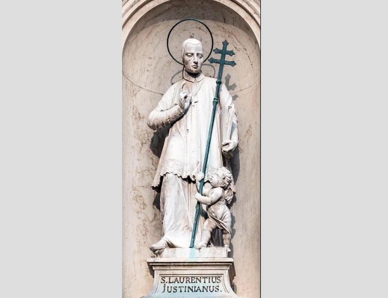 San Lorenzo Giustiniani (Wiki commons cc Fto. Didier Descouens)