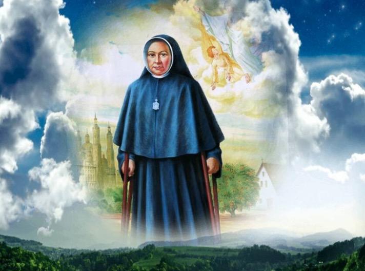 Santa Genoveva Torres Morales (Fto. Facebook Religiosas Angélicas)Santa Genoveva Torres Morales (Fto. Facebook Religiosas Angélicas)