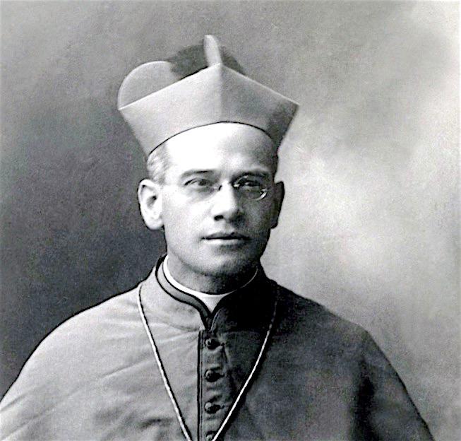 El Venerable Octavio Ortiz Arrieta, obispo peruano, salesiano
