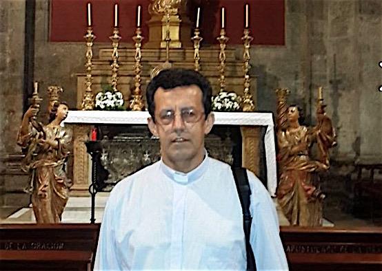 Mons. Pedro Collar Noguera (Facebook)