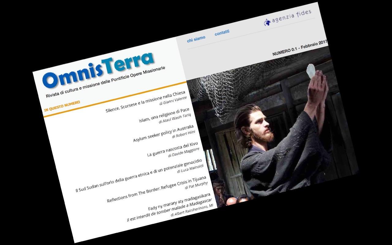 La revista Omnis Terra, su primer número digital