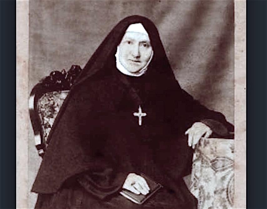 Santa Gertrudis (Caterina) Comensoli