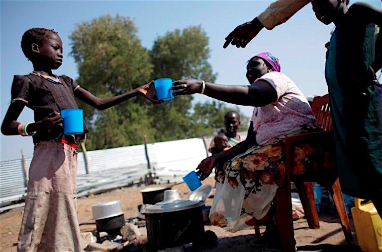 Sudán del Sur (Fotos Unicef)