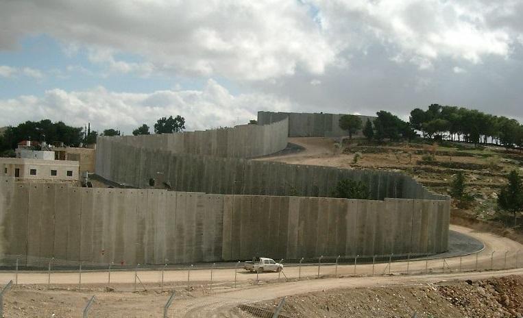 El muro entorno a Jerusalén (Jacob Rask da Alingsås, Sweden - Flickr)