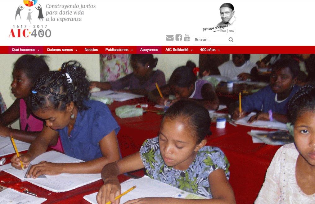 Web de la AIC en español