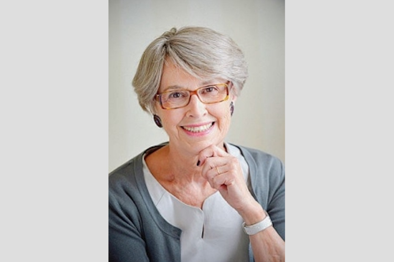 La profesora Anne Marie Pelletier, autora de las meditaciones del Via Crucis 2017 en el Coliseo (Fto. Fund. Ratzinger - B. XVI)