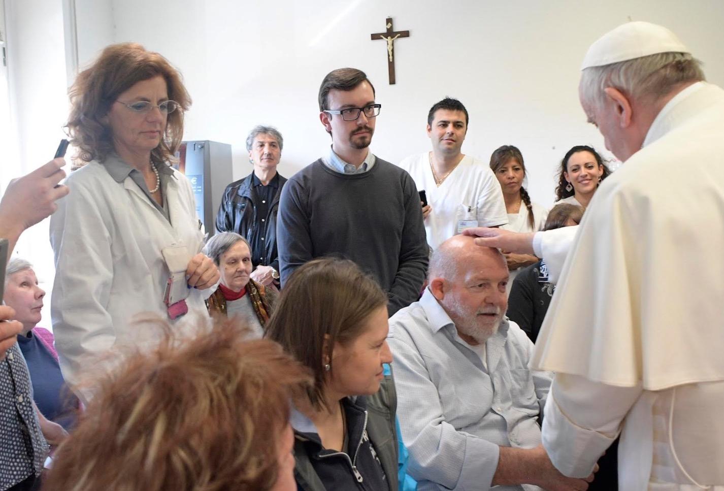 Centro Sant Alessio Margherita di Savoia per i ciechi (Osservatore © Romano).