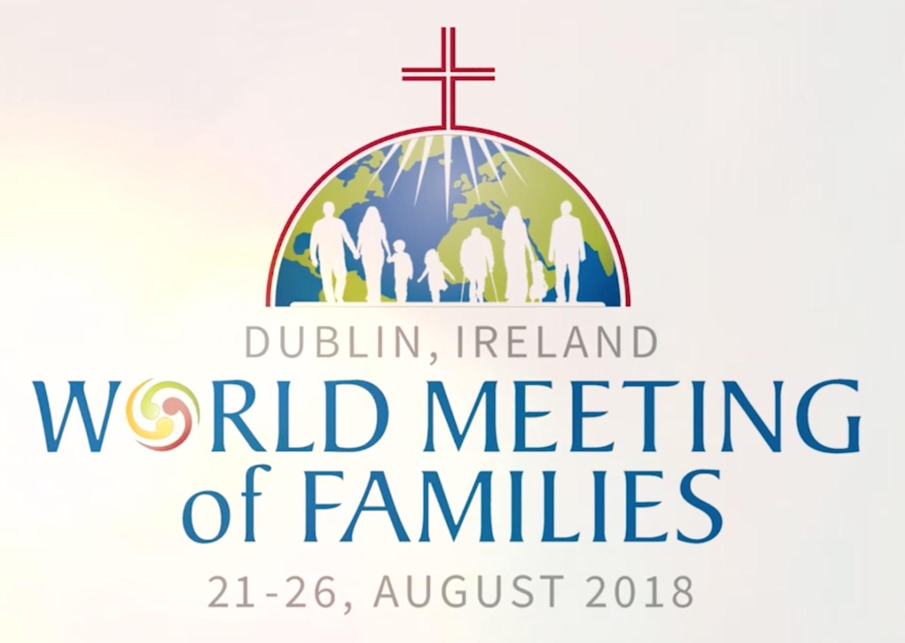 Logo de la Jornada Mundial de la Familia