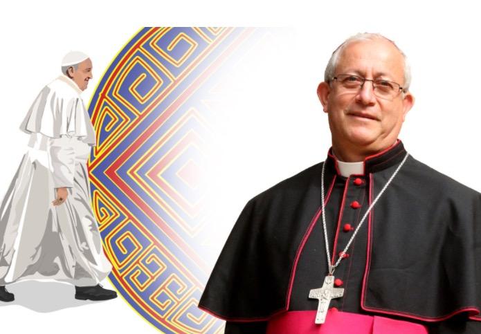 Mons. Misael Vacca Ramírez