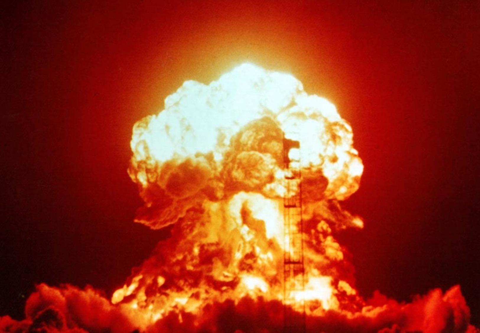 Explosión nuclear (Wikicommons)