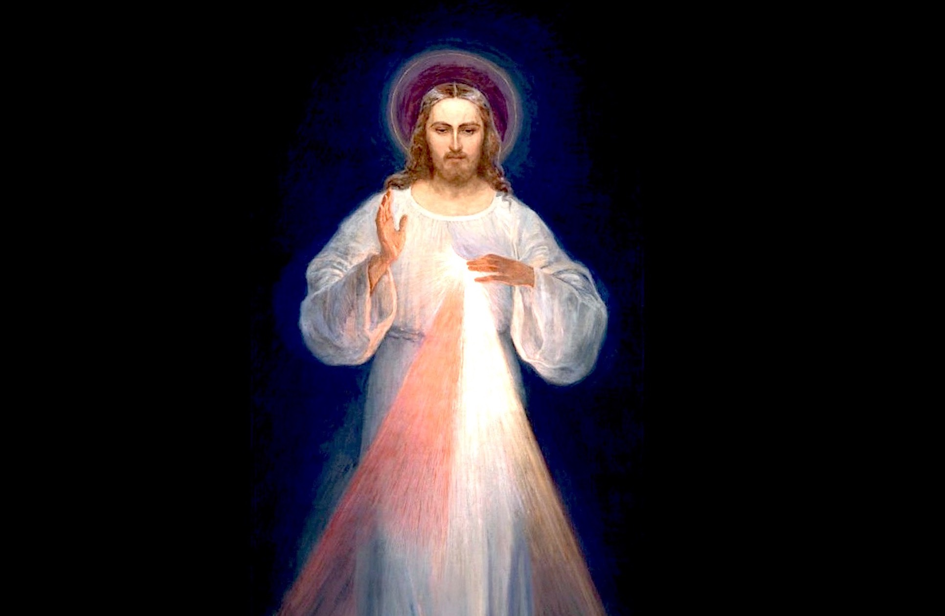 Jesus misericordioso @ gailestingumas.com