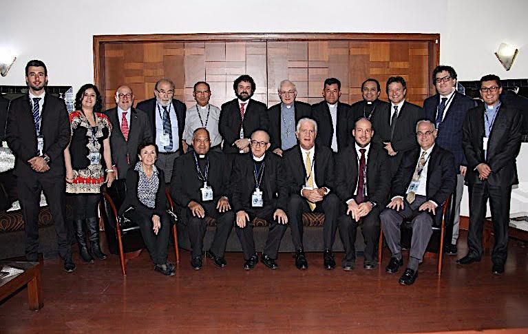 Encuentro judío católico en Bogotá (Fto AJN)