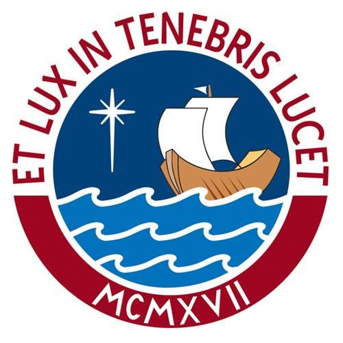 Logo de la U Católica de Peru