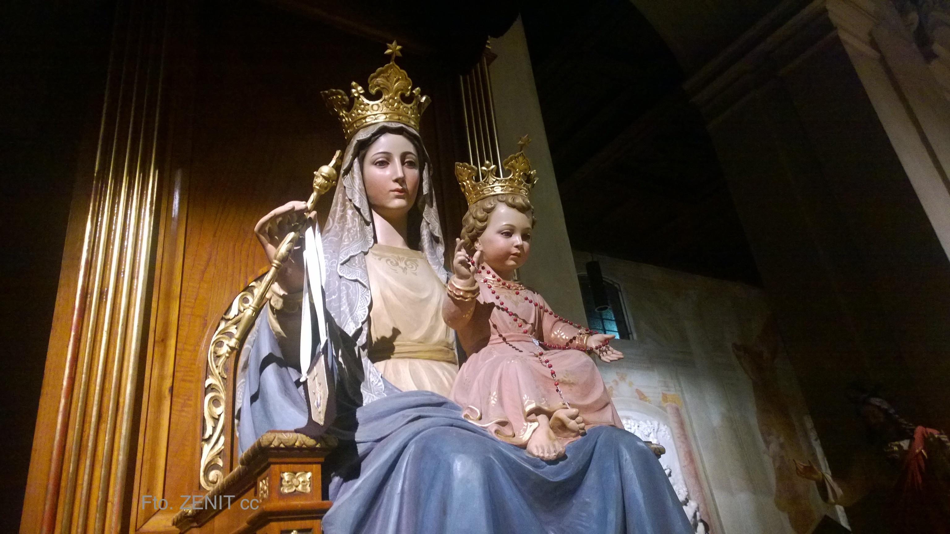 Imagen de Nuestra Señora del CarmenNuestra Señora del Carmen