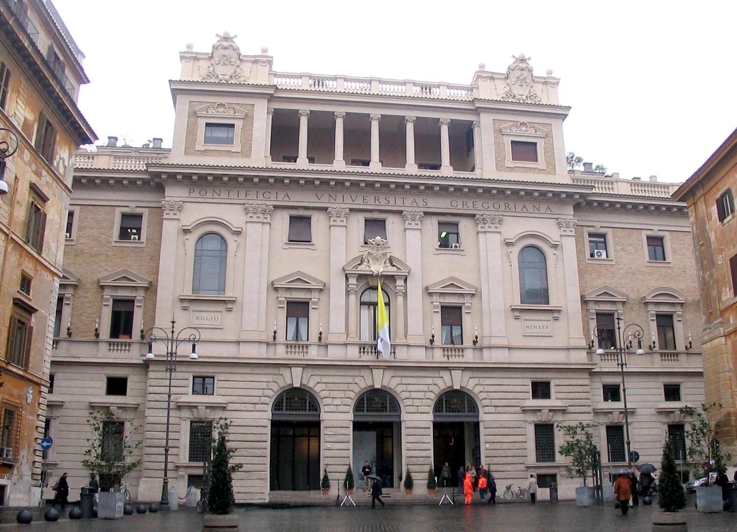 Pontificia Universidad Gregoriana. Foto de archivo (Zenit)
