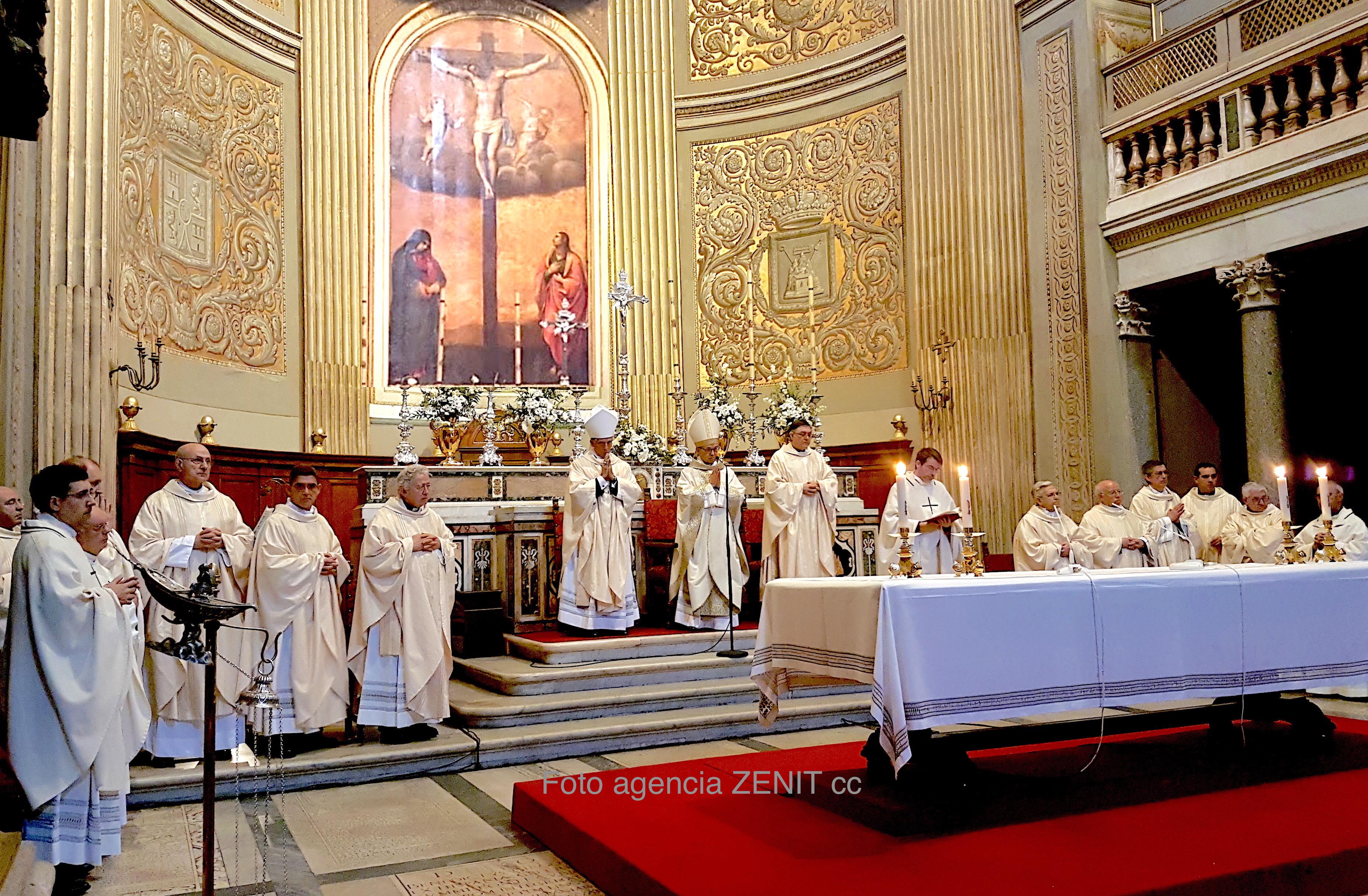 Misa en Roma en recuerdo de Paloma Gómez Borrero