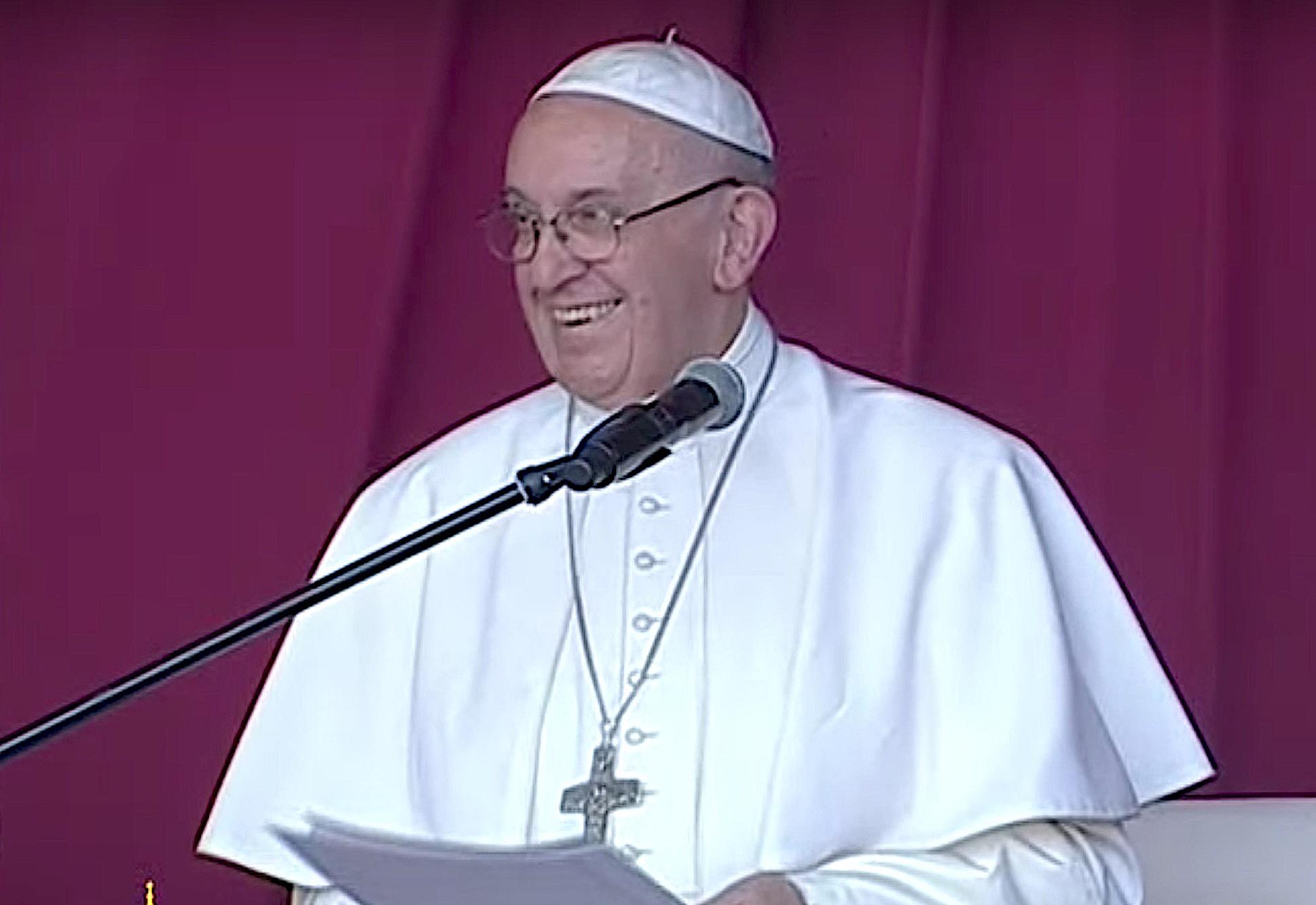El Papa cuando habla de 'faraonismo', se ríe y dice: Estamos en Egipto
