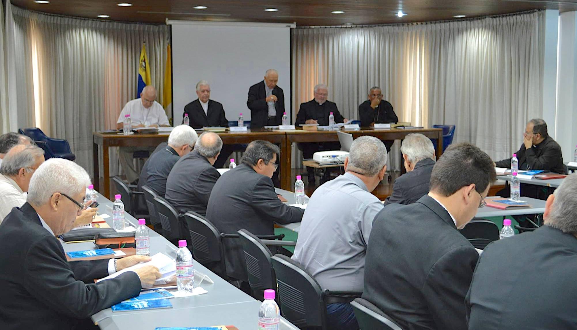43º Asamblea extraordinaria de los obispos de Venezuela