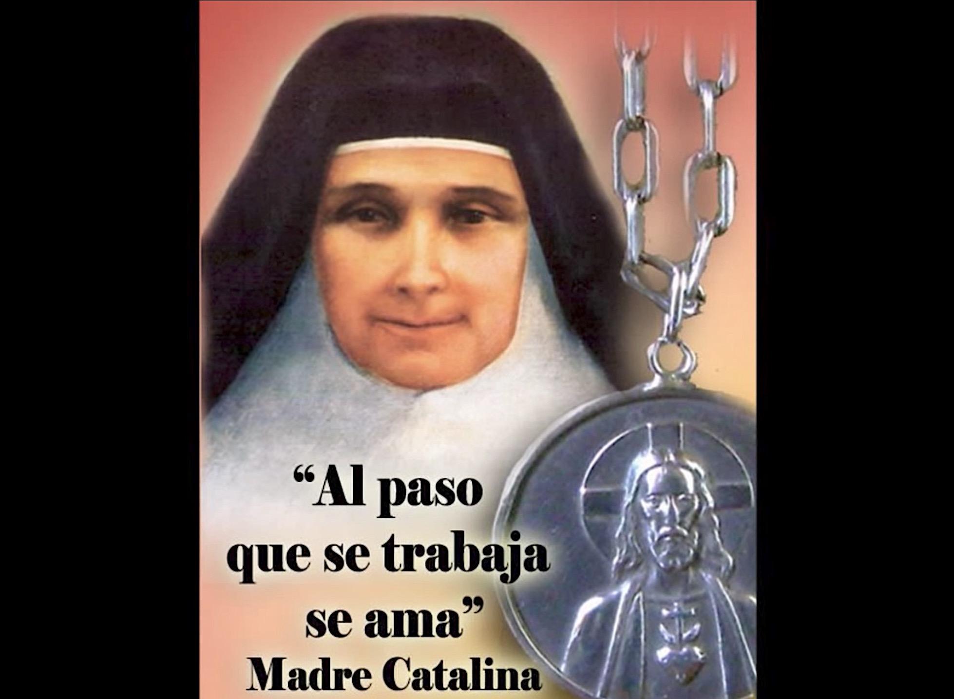 La madre Catalina María