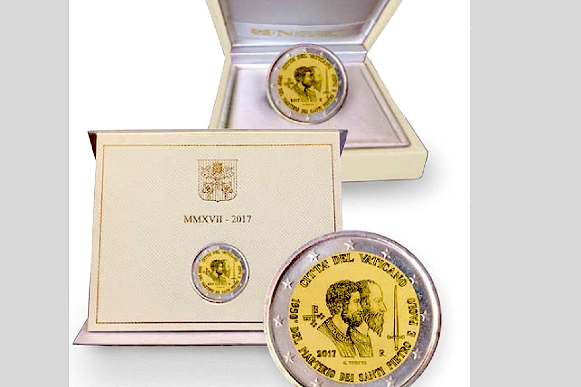 La nueva moneda de dos euros