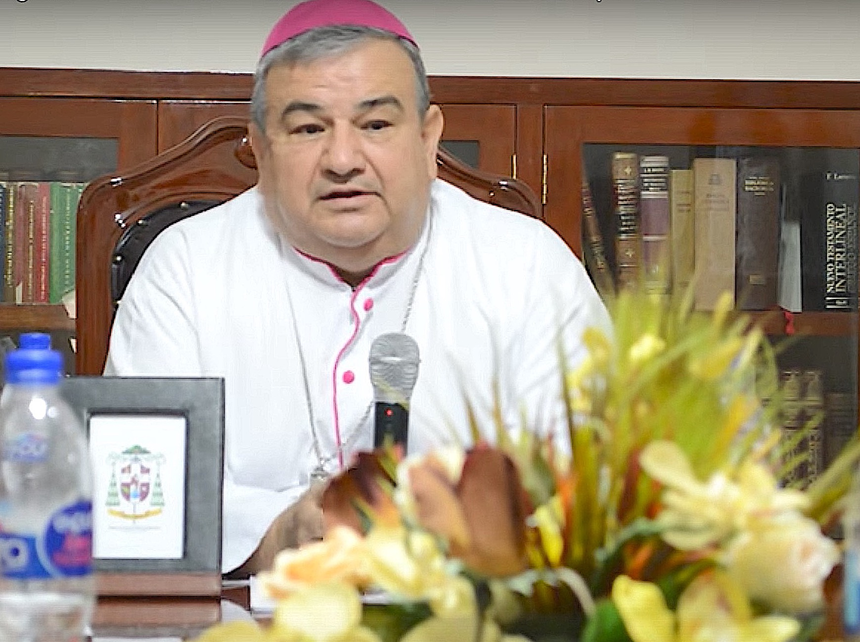 Mons. Carlos Garfias Merlos