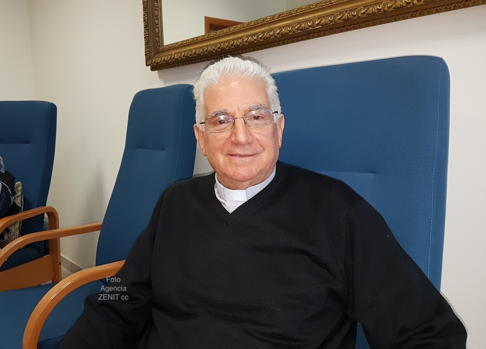 Mons. Dionisio García Ibañez (Foto ZENIT cc)
