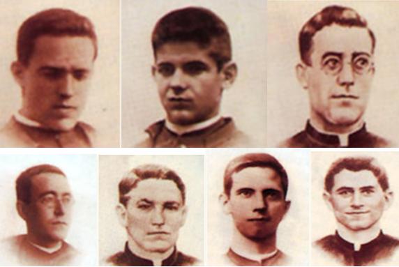 Misioneros del Sagrado Corazón beatificados
