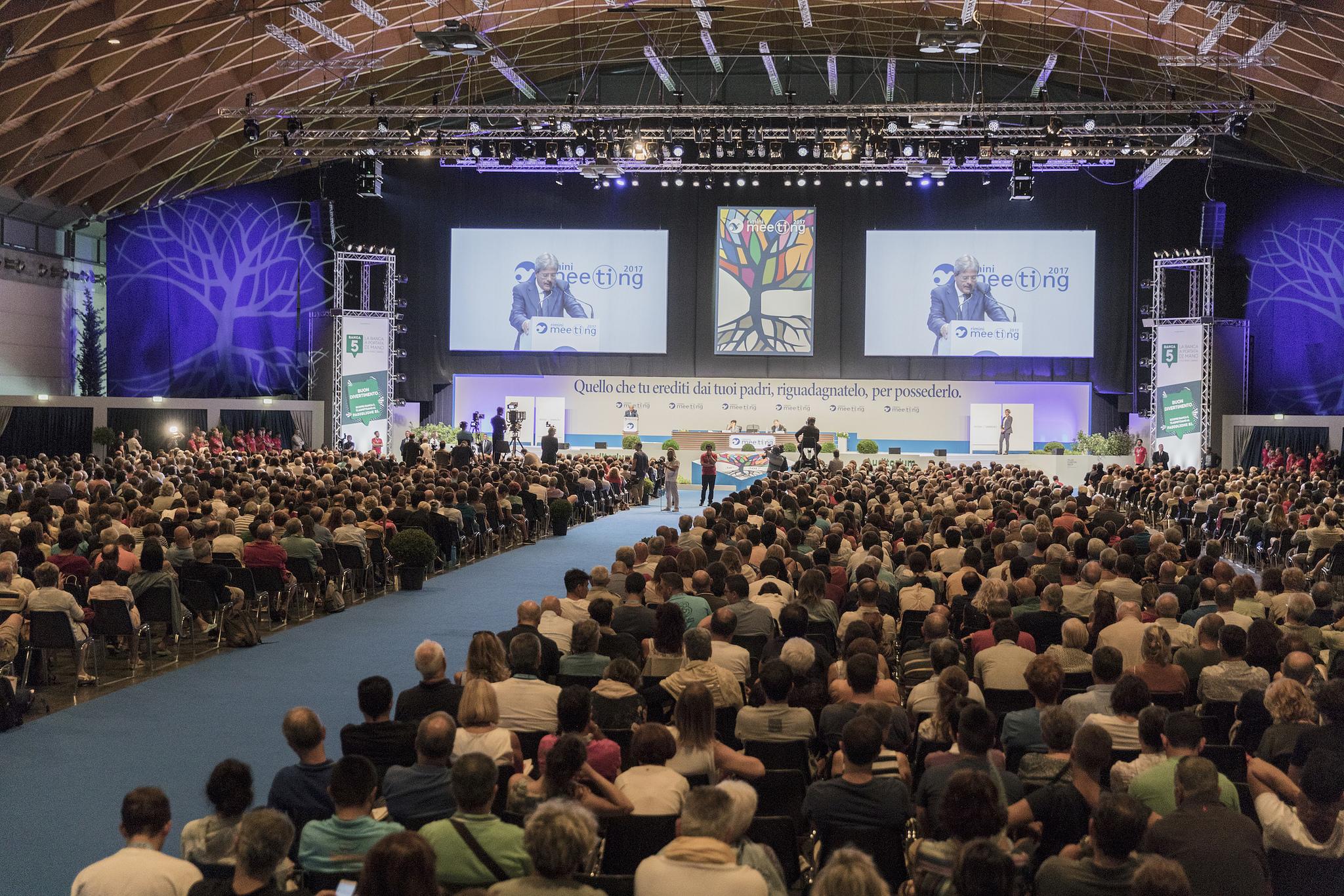 Encuentro de Rimini 2017 © meetingrimini.org