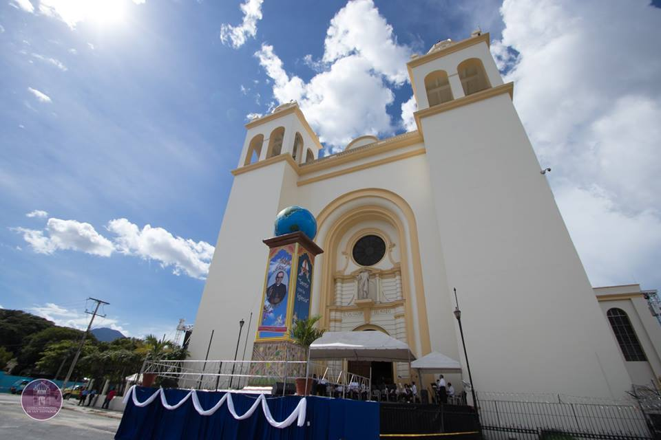 Catedral de San Salvador © Arzobispado de San Salvador