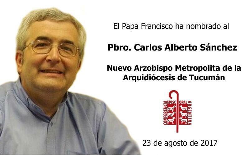 Mons. Carlos Alberto Sánchez © CEA - Prensa