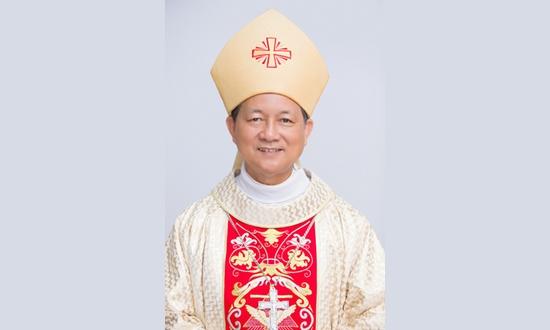 Mons. Joseph Tran Văn Toan @ Conferencia de los Obispos del Vietnam