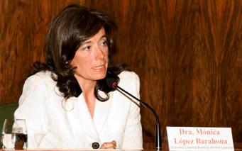 Mónica López Barahona © Centro de Estudios Biosanitarios