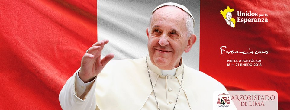 Viaje del Papa a Perú © Arzobispado de Lima