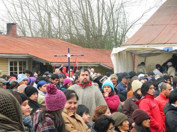Peregrinación a Metrenco © Conferencia Episcopal de Chile