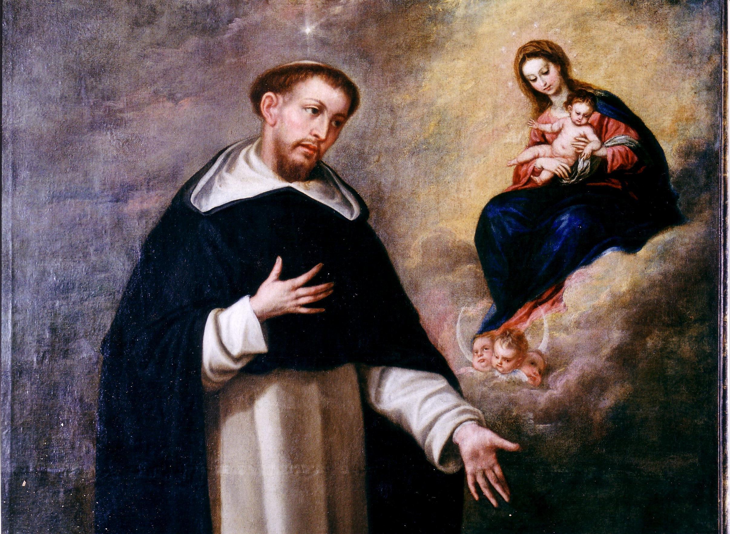 Santo Domingo de Guzmán. © sentimientorosarista.blogspot.com