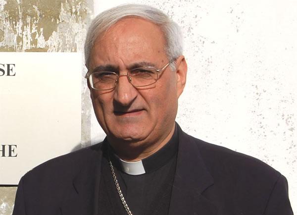 Mons. Ghaleb Bader © terrasanta.net
