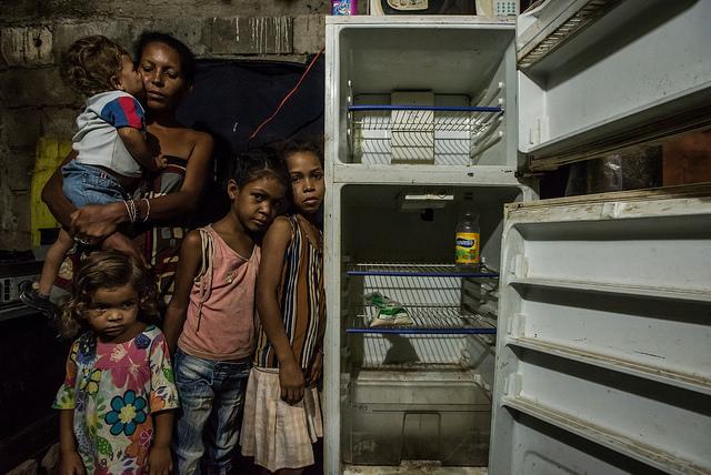 Crisis humanitaria en Venezuela © Caritas Internationalis