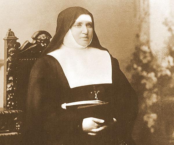 Beata Madre Rubatto, iglesiacatolica.org.uy