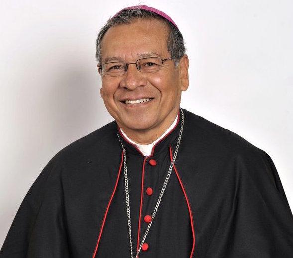 Mons. Óscar Armando Campos Contreras © Conferencia del Episcopado Mexicano